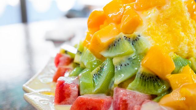 [苗栗 竹南]–超澎湃好吃芒果與水果冰–祥賀芒果牛奶冰