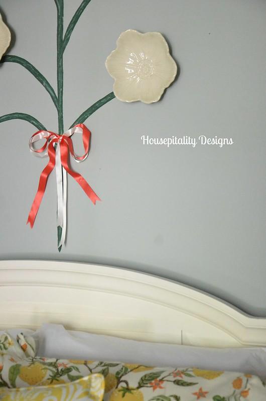 Flower Plate Bouquet