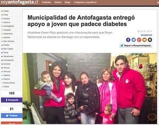 Alceldesa de Antofagasta gestiona interconsulta...