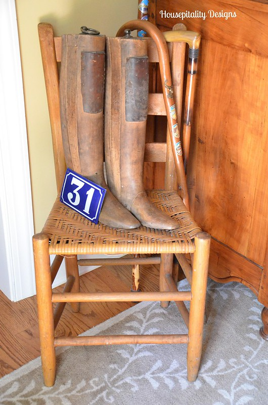 Antique French Boot Forms