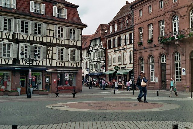 Wissembourg: Place de la République