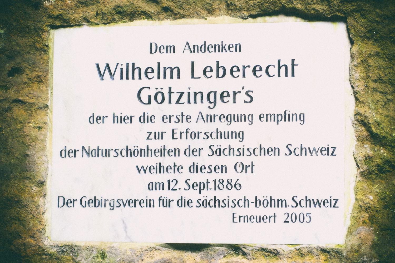 An der Götzingerhöhle