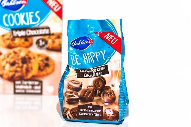 Inhalt Degustabox Mai, Bahlsen, Bahlsen Be Happy