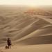 Huacachina Dunes by Shan Sky