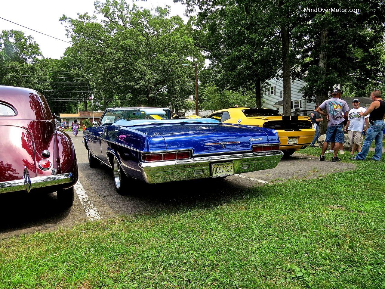 1966 Chevrolet Impala Rear