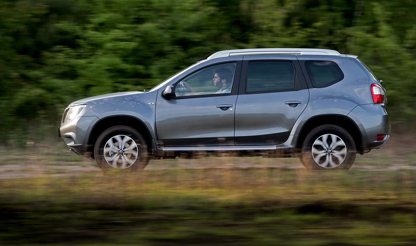 New Nissan Terrano