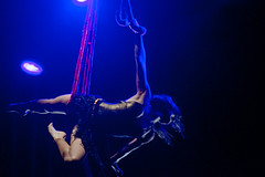 event, performing arts, aerialist, musical theatre, entertainment, performance, blue, acrobatics, performance art,