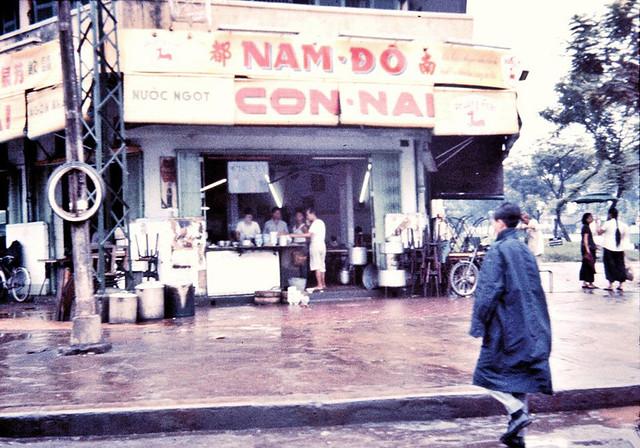 Saigon 1966 - Photo by John Girardeau - Ngã tư Nguyễn Tri Phương-Nguyễn Hoàng