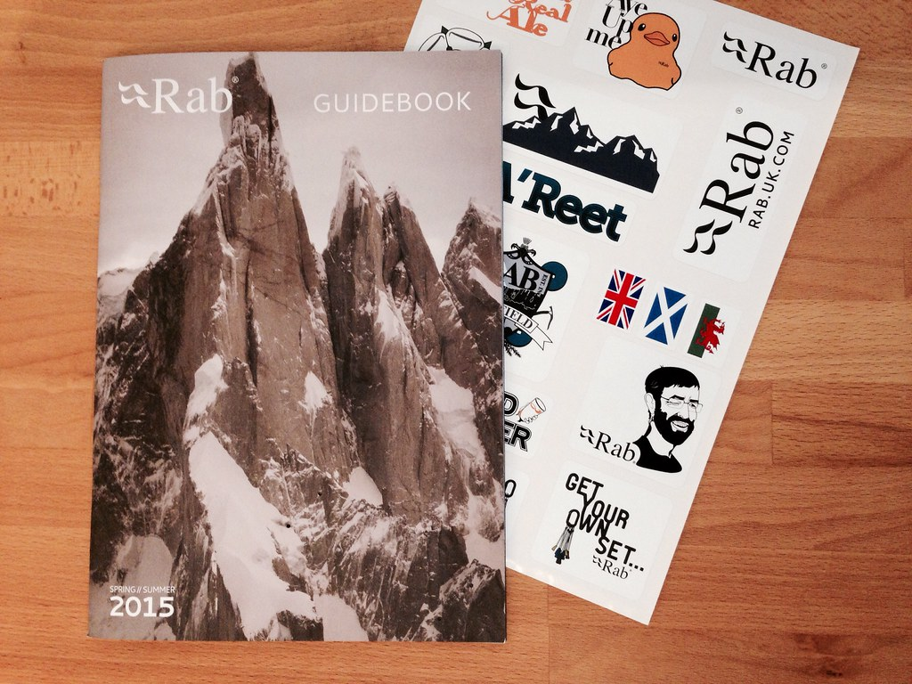 Rab 2015 Guidebook