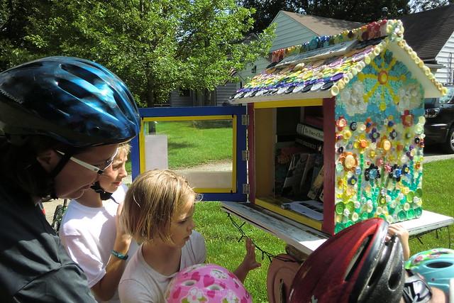 June Kidical Mass Ride