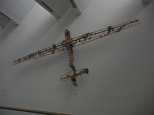 DSCN1149 _ Passage, 2011, Paul Villinski, Blanton Museum, Austin, TX