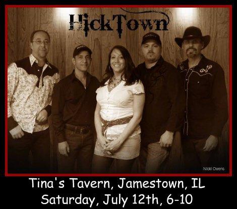 HickTown 7-12-14