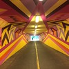 New Murals in the Wayne Tunnel on the BGT