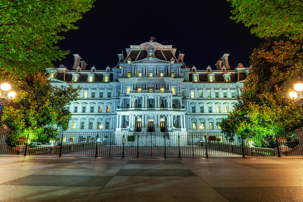 The Eisenhower Building