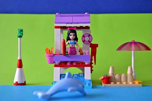 Review - Emma's Lifeguard Post