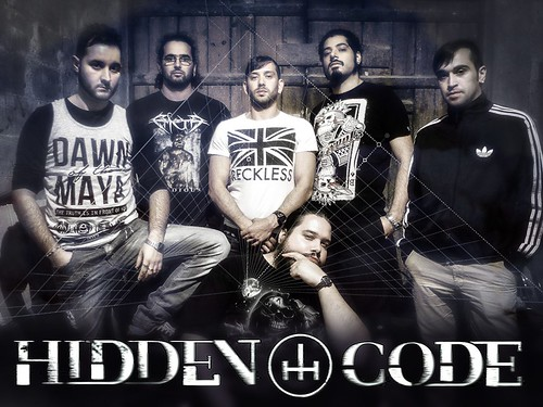 HIDDEN CODE - Foto Promocional 2014