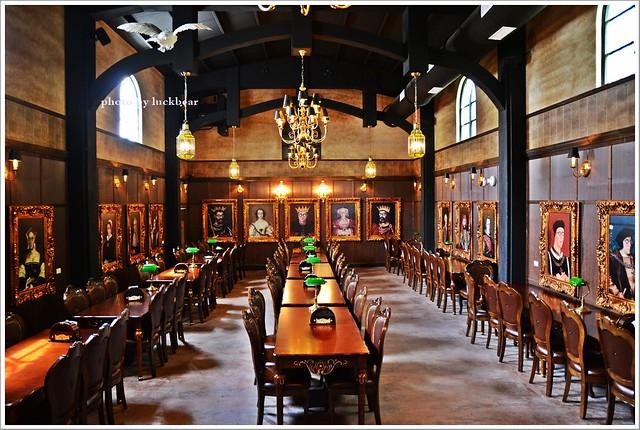 礁溪四圍堡車站魔法餐廳002
