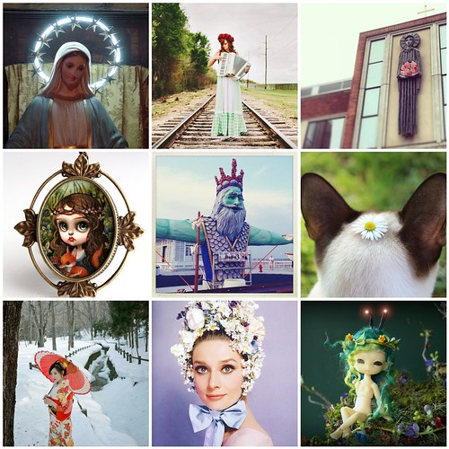 Friday Funspiration: crowns and halos