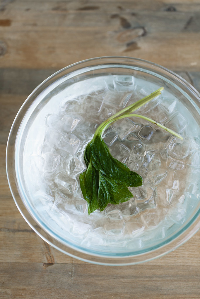 Mint Simple Syrup on Food52