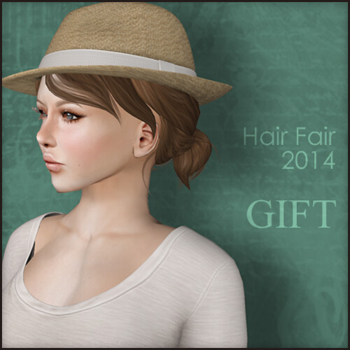 elua_Hair Fair 2014 Gift
