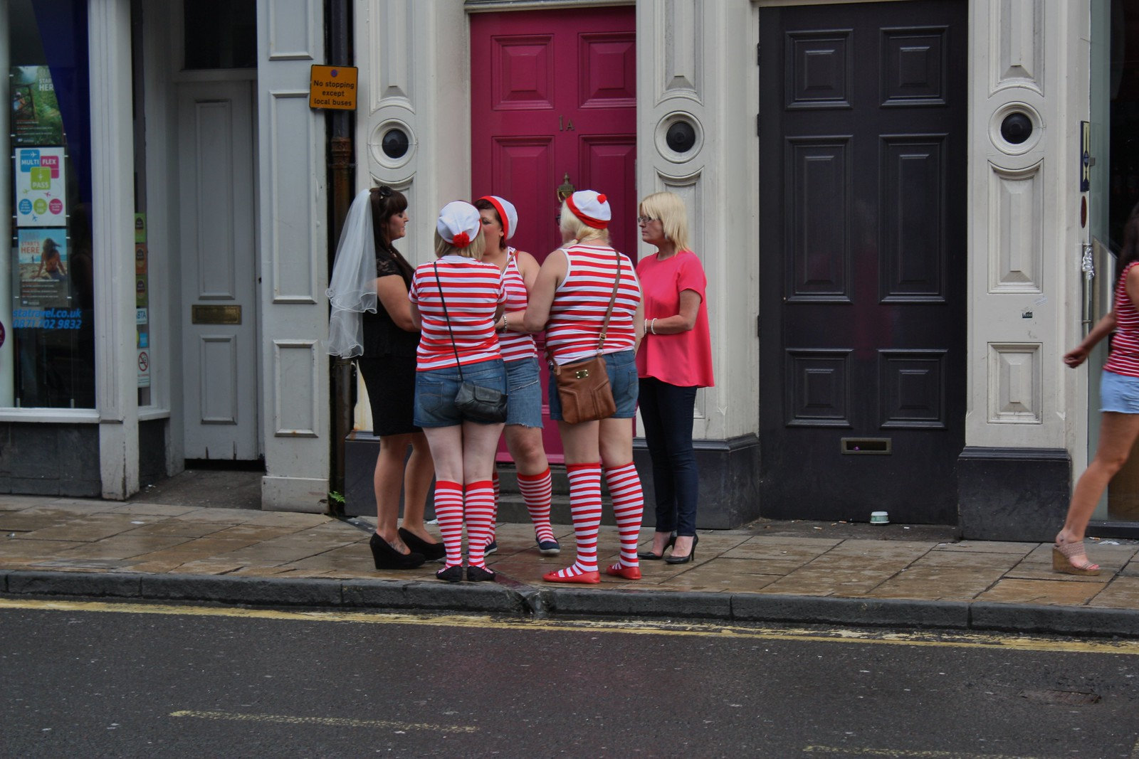 York Hen Party