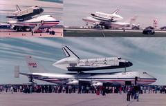 Space Shuttle Columbia Composite