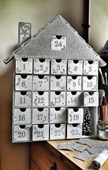 Bling-A-Licious Advent Calender - Work in Progress!
