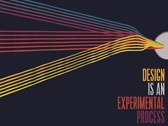 Design is an experimental process