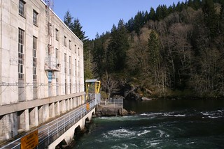 Construction begins on John Hart project: largest hydroelectric project in decades