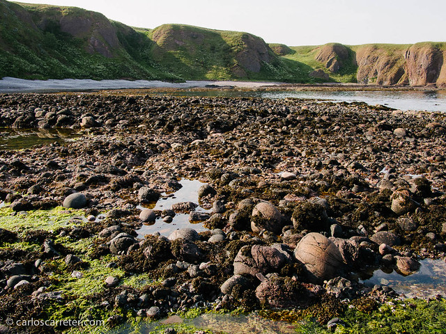 Dunnotar Bay - Stonehaven