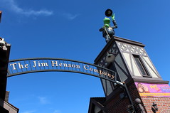 Los Angeles - Hollywood: The Jim Henson Company