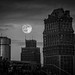 Supermoon, Detroit by Jon DeBoer