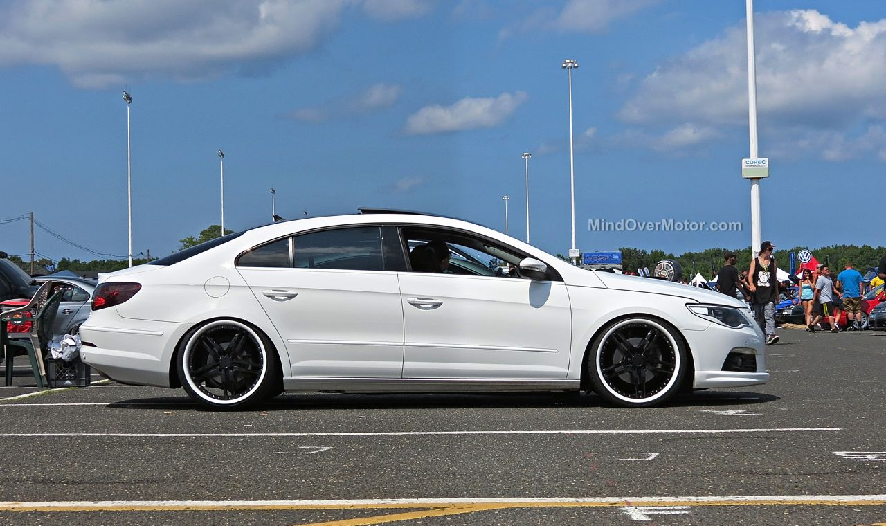 Waterfest 20 Volkswagen CC Stanced