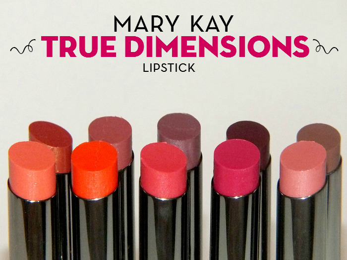 mary kay true dimensions lipstick 021
