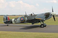 Spitfires, Merlins and Motors, Duxford 26.7.14
