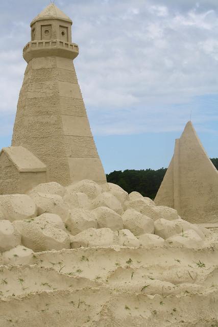 sand sculpture 1