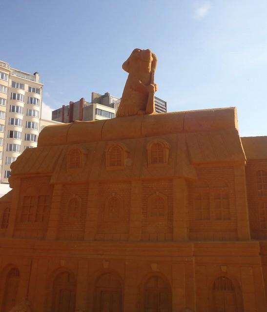 Sculpures sur sable Disney - News Touquet p.1 ! 14770220470_5e95fa3659_z
