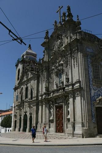 Chiesa do Carmo e chiesa dos Carmelitas