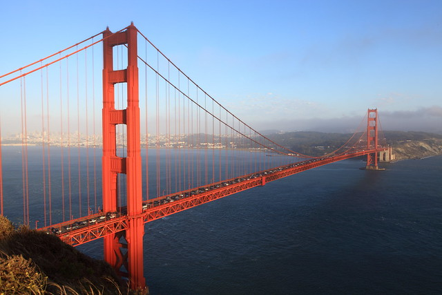 GOLDEN GATE BRIDGE 2012