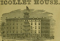 """Image from page 44 of """"Strangers' guide in Minneapolis and surrounding country ... Tables of distances, statistics, etc"""" (1869)"""
