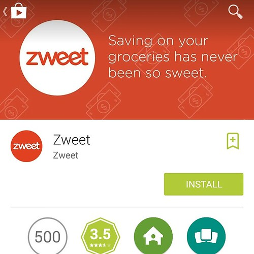 Zweet money saving app now available for Android devices