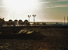 One afternoon in Arcachon. - Una tarde en Arcachon.