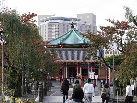 kannenji temple in Ueno