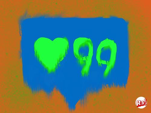 99 Likes