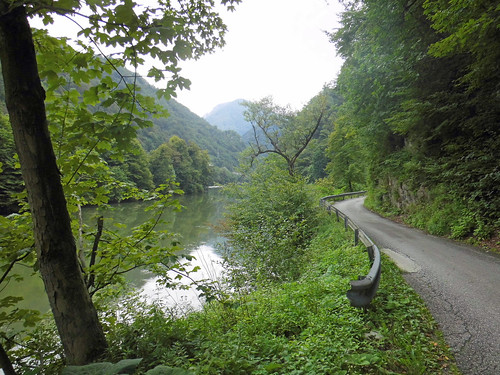 landscape slovenia sava