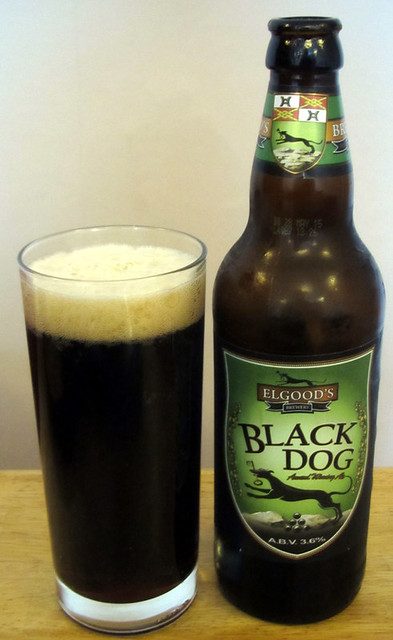 Elgood's Black Dog