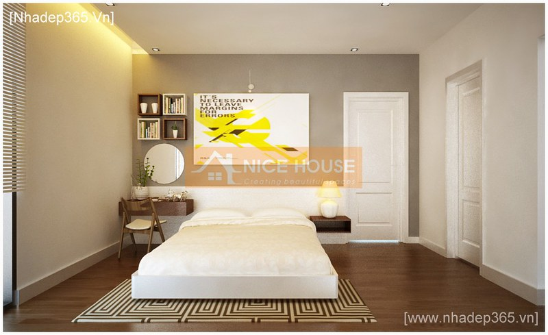 Thiết kế nội thất nhà phố Anh Đồng - HN_09