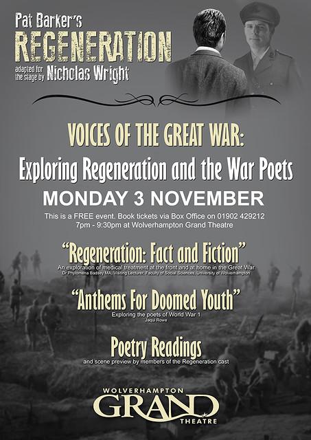 Regenration Poster
