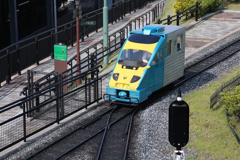 可以駕駛的小火車
