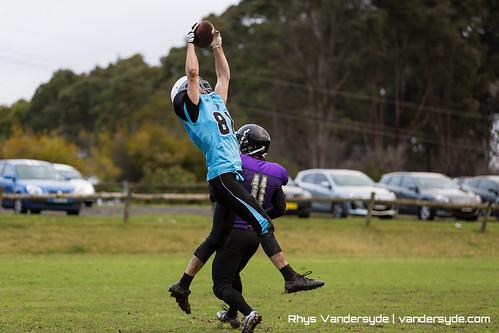 Gridiron NSW - Round 2